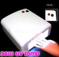 36w lâmpada uv do prego da arte do prego máquina de cura