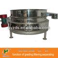 de alta eficiencia industrial vibrante tamiz de harina de la máquina de la fábrica