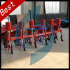 Adjustable tractor drive six line maize sowing machine