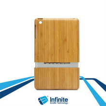 IET brand new carboned bamboo case/ipad wood case,excellent for ipad mini