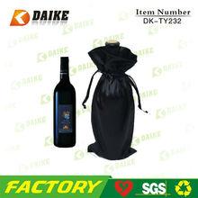 Durable Satin Silk Wine Bottle Gift Bags DK-TY232