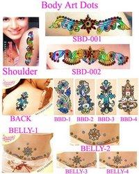Body Art Jewelry