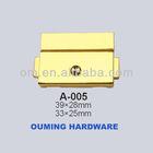 2013 new design box lock hardware fittings buckles box latch