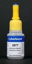 CB2077 Rubber & Plastic Cyanoacrylate 50g