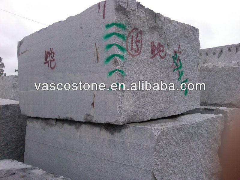 Rough Granite Blocks G603 Rough Granite Blocks