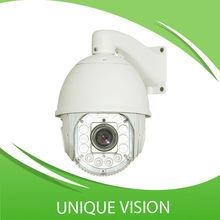 "1/3"" Color Sony Effio CCD 650TVL IR Speed Dome Zoom Camera"