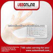54 Keys Bluetooth Mini Wireless Keyboard For Mobile Phone