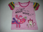 Children T-shirts and sweat shirts