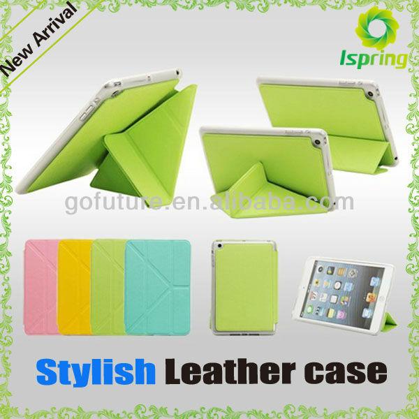 2013 colorful for mini ipad cover