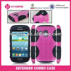 new design case for samsung galaxy s3mini mobile phone