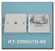 (KT-3505U1D-88) US Flush Mounted Wall Plate