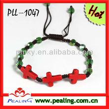 Fashion accessory colors meaning shambhala bracelet cross bracelet