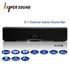 Active home theater system 5.1 bluetooth laptop soundbar