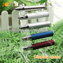 New item best seller 2013 ecigarette battery base electronic cigarette display stand for battery 650/900/1100/1300mah