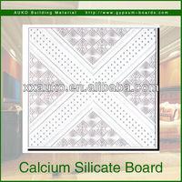 2013 New Designed Calcium Silicate Board