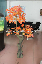 maple tree/colorful plastic trees/artificial tree