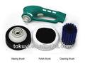 Auto polierer schnurlosen, auto poliermaschine, autowachs/reinigung/polieren ce, rohs, pse, kc