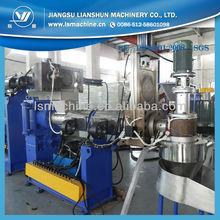waste Plastic scrap Granulating/ pelletizing Machine