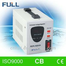 China SDR-0.5kva high power stabilizer ac voltage regulator