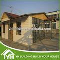 Pré-fabricada casas de luxo casa garagens modelo preços