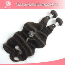 hot beauty 100% human unprocessed virgin brazilian body wave darling hair