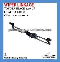 toyota hiace wiper linkage for hiace KDH 200 85150-26120