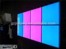 event highlight RGB lighting floor tiles