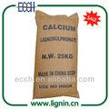Lignosulfonato de calcio mg-2 de plaguicidas orgánicos