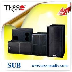 China power pro audio subwoofer spl pro acoustic subwoofers