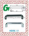 Hd96.01 en forma de u de forma irregular de muebles con asas de plástico abs