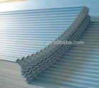 Fiberglass kick board, frp kick board for handrail