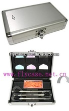 2013 hot selling aluminum dart box with foam and sponge inside