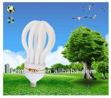 85w PBT lotus CFL /ESL energy saving lamp