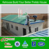 High cost-effective earthquake-proof prefabricated house hot sale in Afirca with sandwich panel