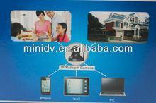 PROMOTION!!!!Wireless high quality black mini wireless internet ip camera webcam cctv WIFI with best quality