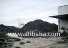 Used tyre scrap