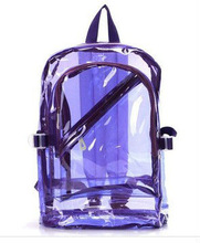 Stylish Clear Pvc School Bags