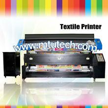 Digital Textile Printer Sublimation/Pigment/Reactive Ink With DX5/DX7 Print Head 1440dpi Wide Format Flag Plotter 1.8 &3.2meter