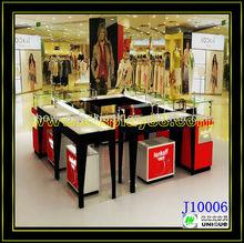 European Classical Style Jewellery Display Showcase For Jewelry Showcase