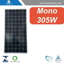 EU Market PV Grid System solar panel 305Watt SL6M72-305W