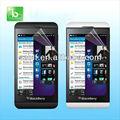Protecteur d'écran de téléphone portable pour blackberry z10 avec high clear prix usine