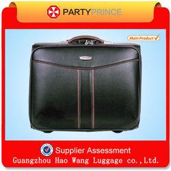 Mini PU Leather Space Soft Luggage Manufacturer