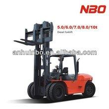 diesel forklift 5 ton used forklift truck