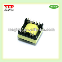 High Quality Small High Voltage Custom High Power Ferrite Core Transformer EF25 Series