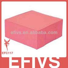 2013 Pink Custom Printed Cup Cake Box