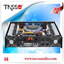 TASSO I4 Pro sound audio crown analogue transformer power amplifier