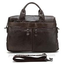 Newest Hot Sale Top Grade Fashion Vintage Style Multifunctional Men's Handmade Handbags 2014#7122C