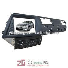 Citroen C5 car multimedia navigation system