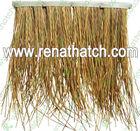 fireproof artificial straw / grass