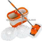 2013 New design never wet microfiber strip mop as seen as on TV